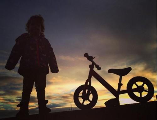 A balance bike testimonial