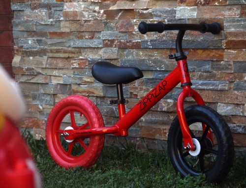 Pedal-less Power: Is a Balance Bike a Better Bike?