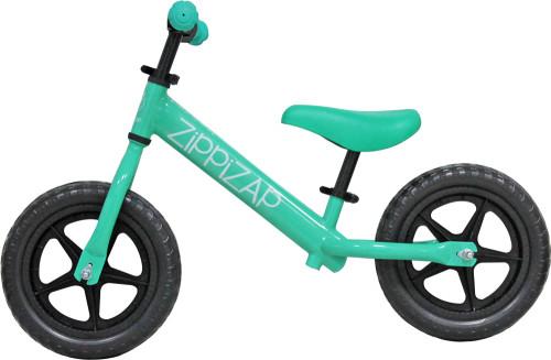 green zippziap balance bike
