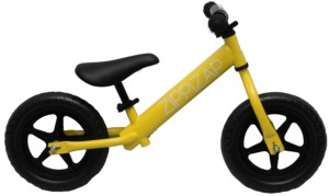 Yellow Balance Bike